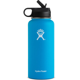 Hydro Flask Wide Mouth Straw Bottle 32oz (946ml) Pacific
